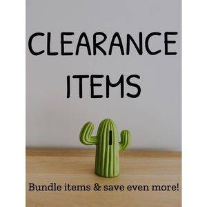 🌵Clearance Items $10 & Under